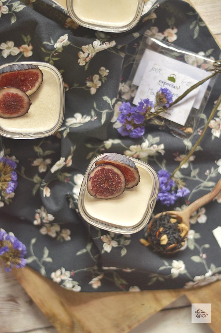 Yogures de Manzana Asada