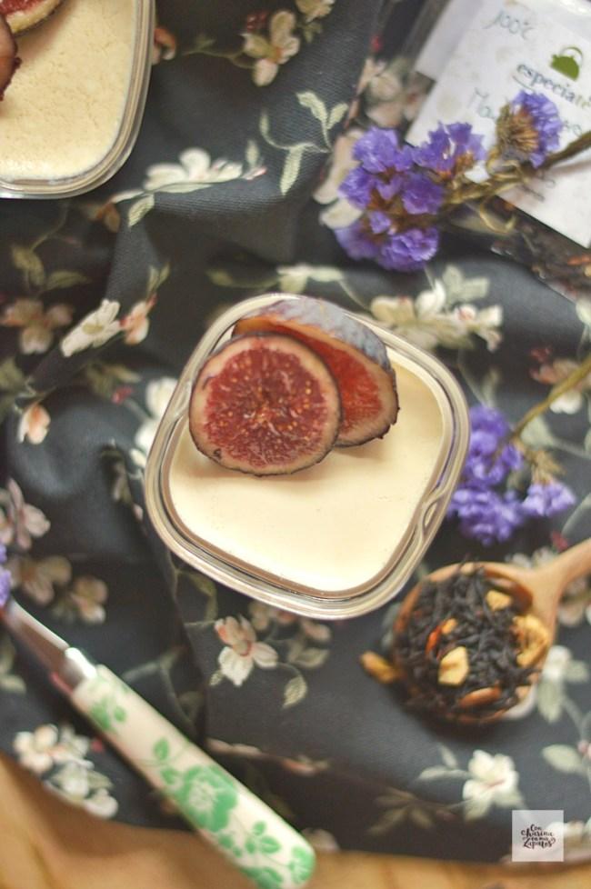Yogures de Manzana Asada | CON HARINA EN MIS ZAPATOS