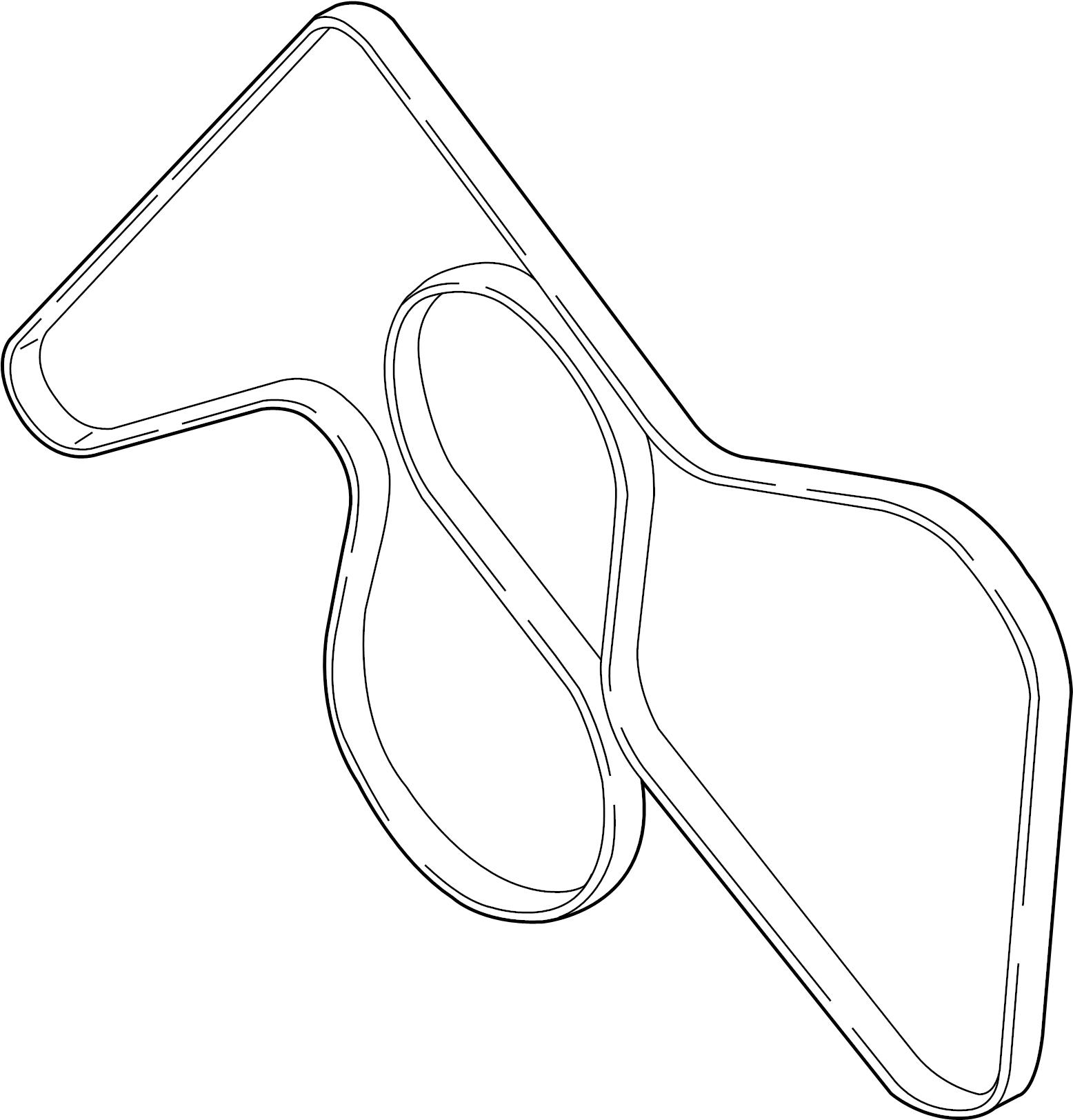 Nissan Titan Serpentine Belt