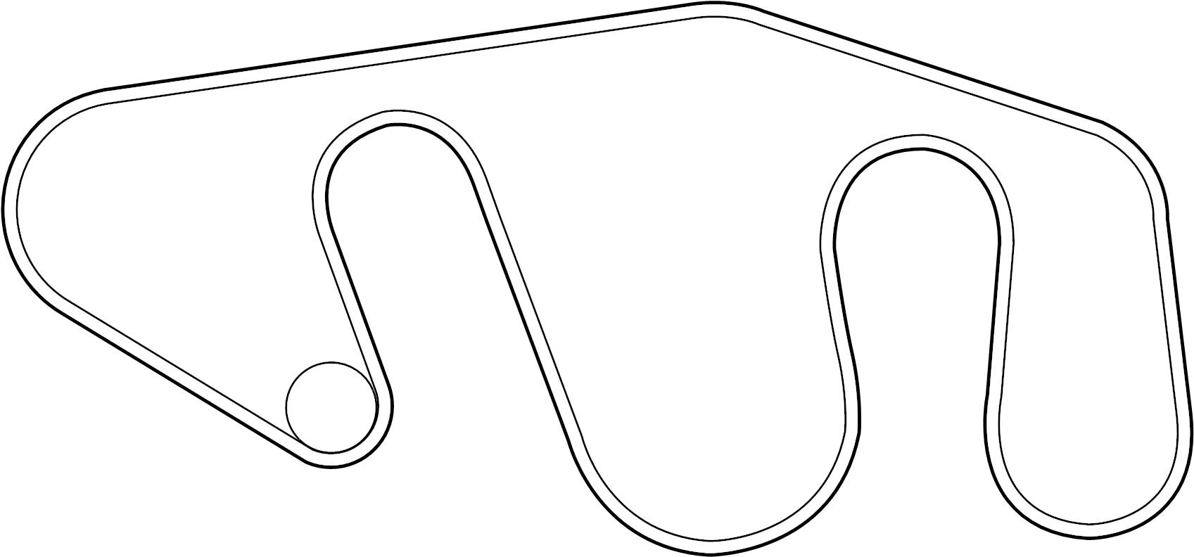 Nissan Nv Serpentine Belt Tensioner Belts