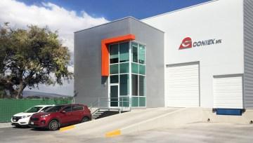 Nuevas Instalaciones Coniex Mexico