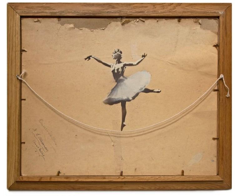 banksy-ballerina
