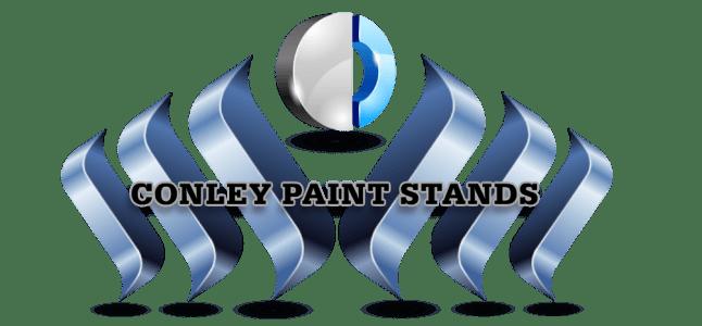 Conley Paint Stands