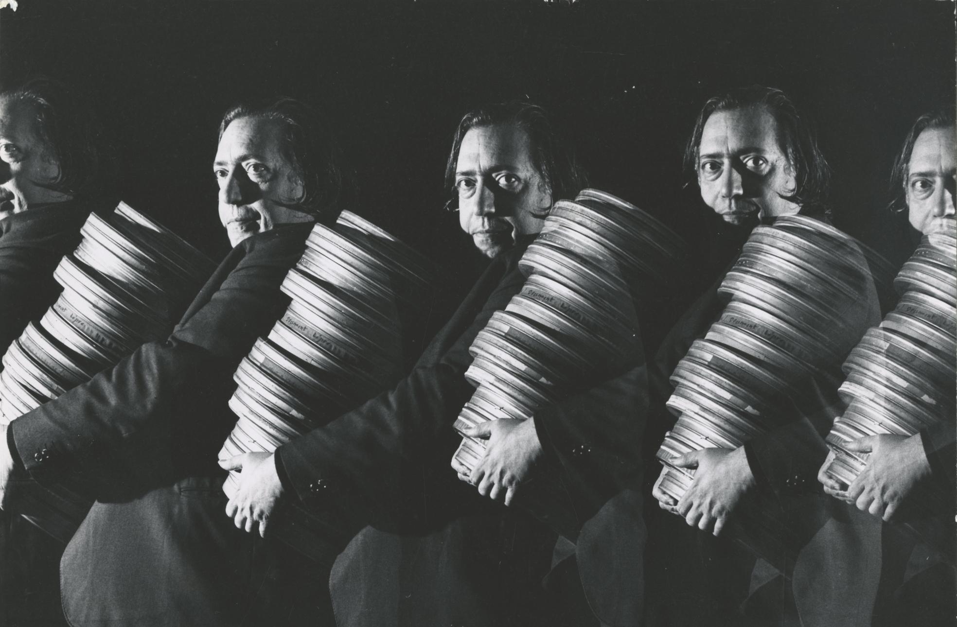MEMORIAS DE UN CINÉFILO. ESCRITOS SOBRE CINE (1931-1977)