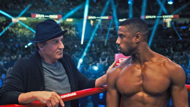CREED II: DEFENDIENDO EL LEGADO / CREED II