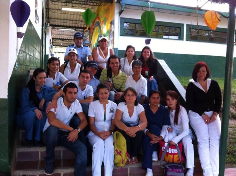 Brigada Salud Chachafruto