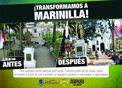 Banner Marinilla