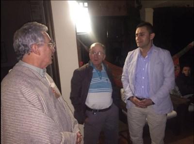 Alcaldes con Uribe