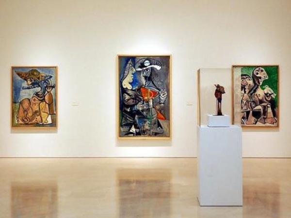 Resultado de imagen de colección Museo Picasso Málaga