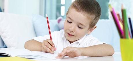 Etapas en el aprendizaje de la escritura en los niños