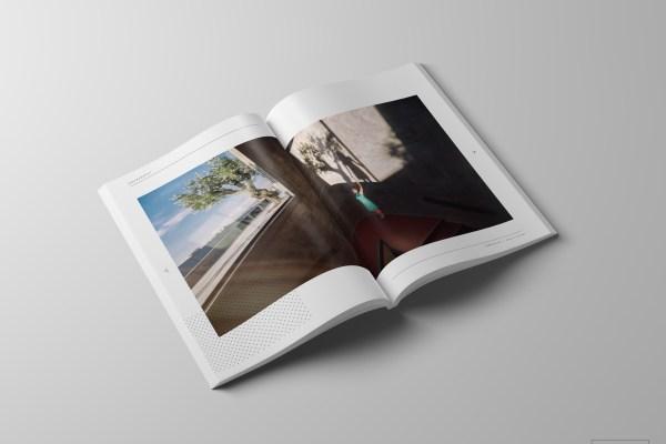 Diseño, Maquetacion Editorial y Fotografia con la actriz Paula Isiegas por Conmisojos