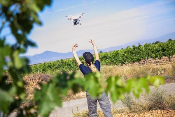 Web Aragodron Drones conmisojos