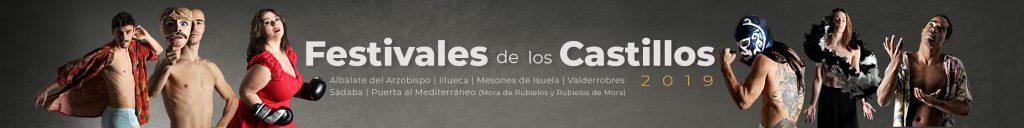 Cabecera para la web de los Festivales de los Castillos 2019 para Hacedor de Proyectos - Fernando Sánchez Arribas - Conmisojos