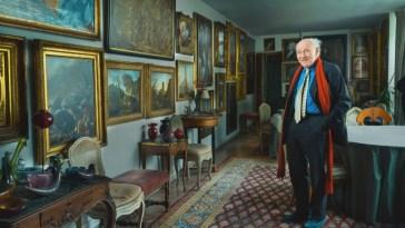 Du Louvre au musée du Grand Siècle : la collection privée de Pierre Rosenberg nous livre ses secrets