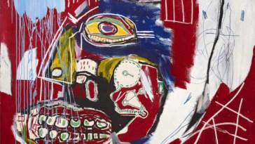 Vente aux enchères : record pour un tableau de Basquiat adjugé 93,1 millions de dollars à New York