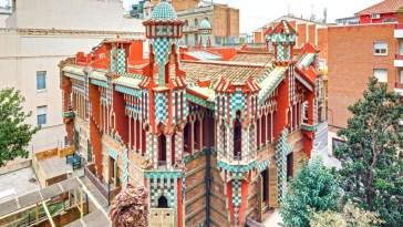 Barcelone : la première maison imaginée par Gaudí à louer pour1 eurosur Airbnb