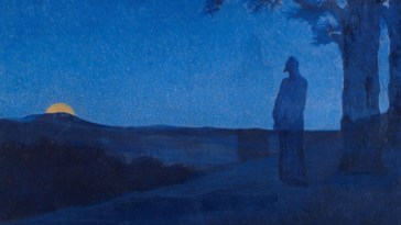 Van Gogh, Vermeer, Hokusai : 25 chefs-d'œuvre pour voir la vie en bleu