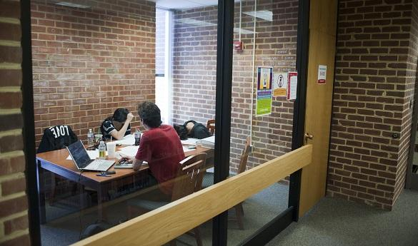 University Libraries launches study room reservation ...
