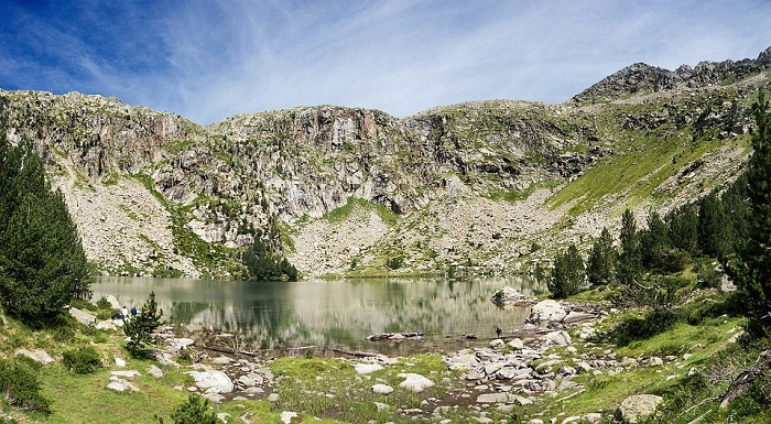 6. pyrenees mountains