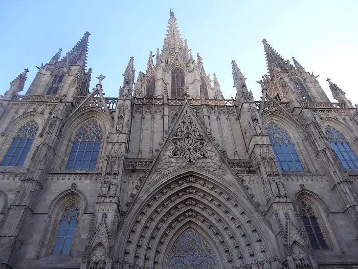 Gothic Quarter, Barcelona - 2
