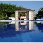 Pool area at Casa La Concha Hotel Marbella