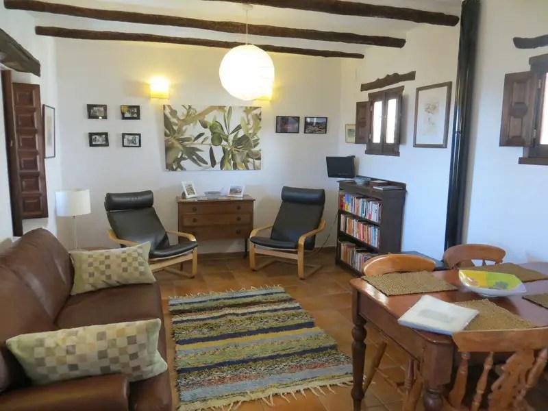 holiday apartment alpujarras