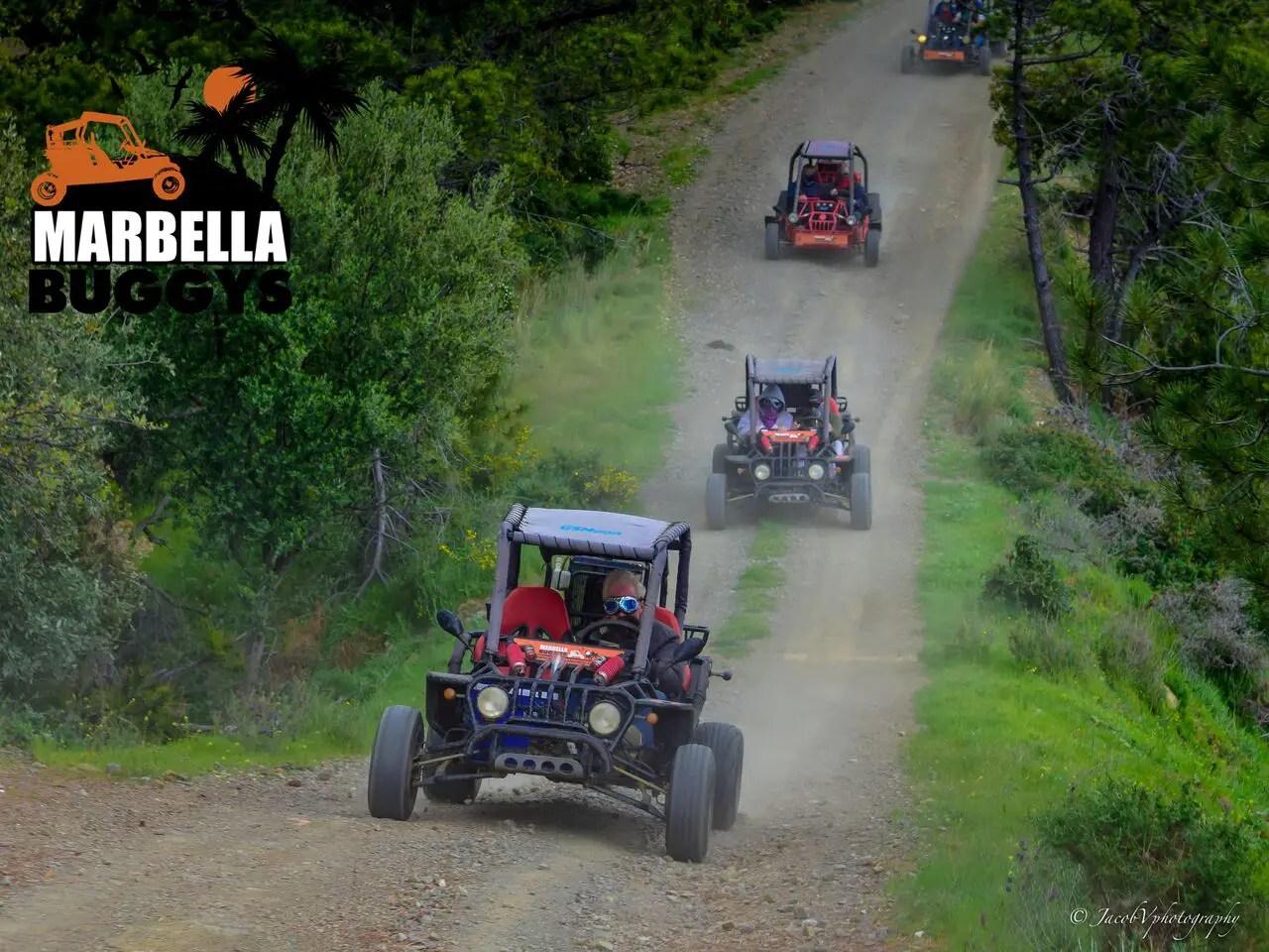 Trips in Marbella