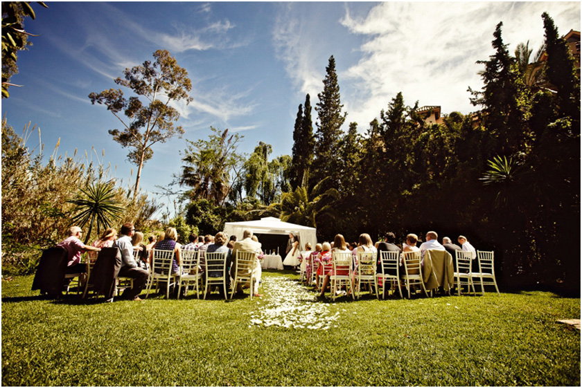 Wedding Venue in Marbella
