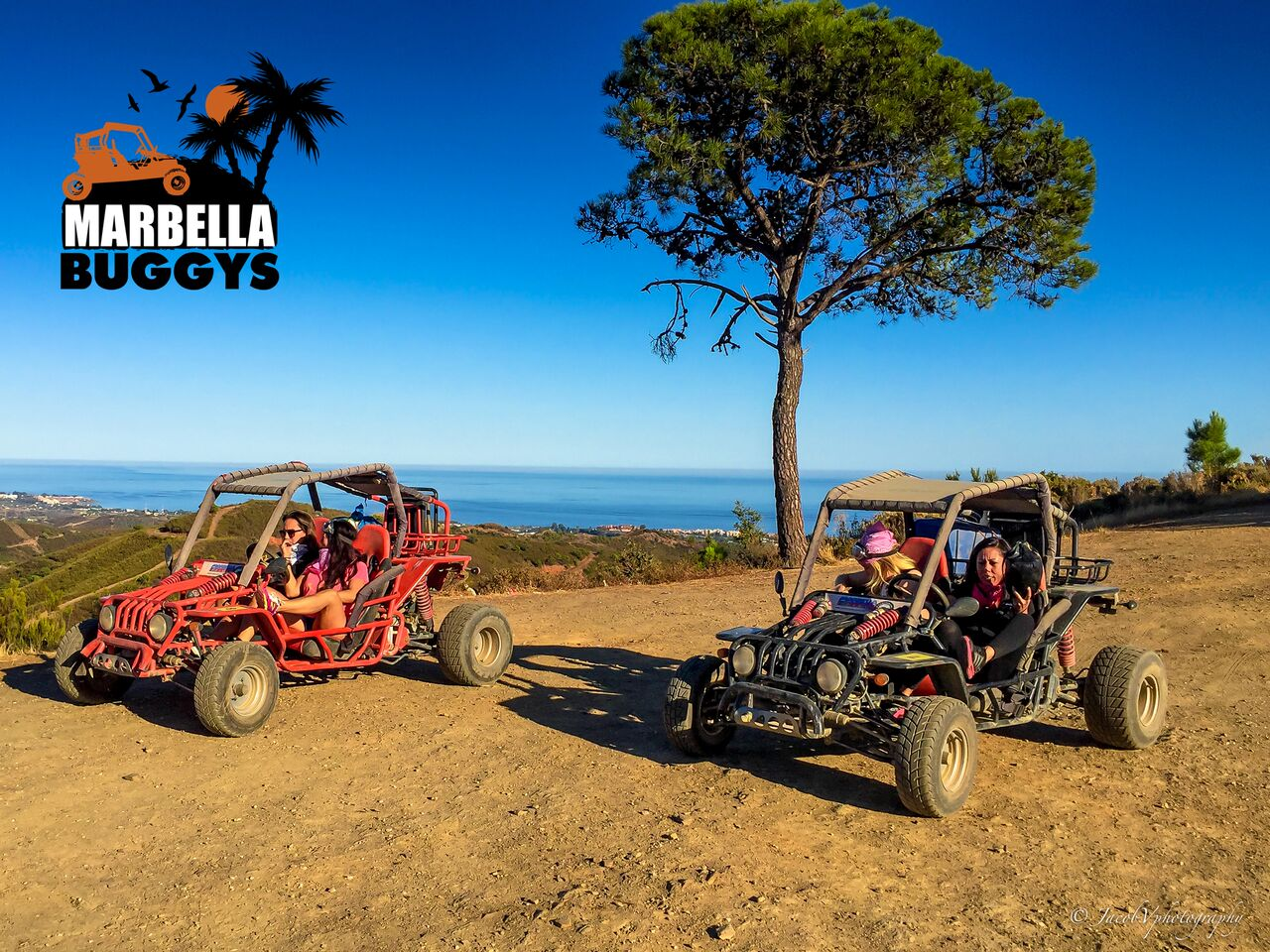 marbella buggys trips