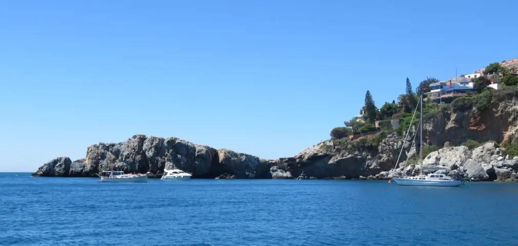 boat trips, sailing, marina del este, costa del sol