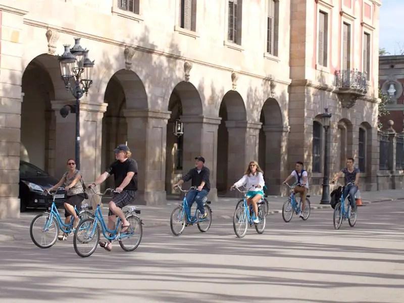 Born Bike Tours Barcelona