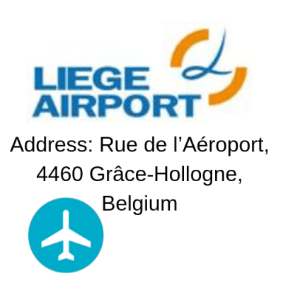 Flying to Spain from Liege airport France