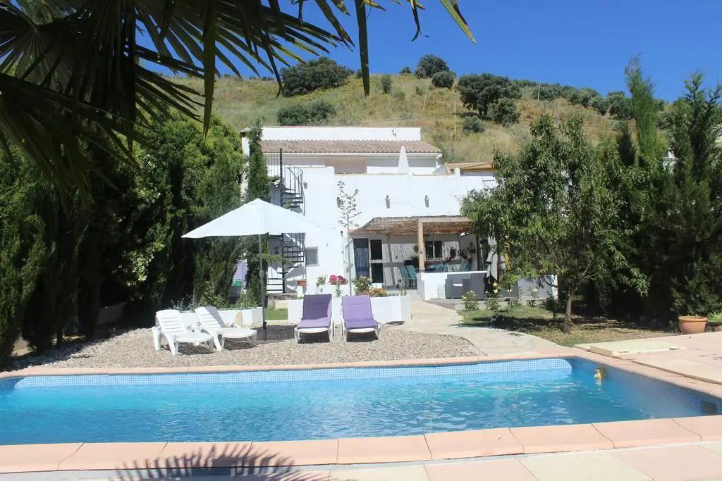 Casa La Nuez - Pool