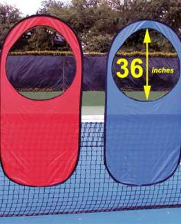 Oncourt Offcourt Big Pop Up Targets