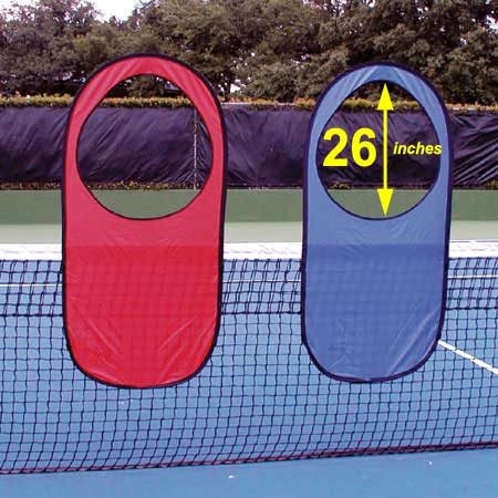 Oncourt Offcourt Pop Up Targets