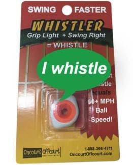 Whistler Vibration Dampener