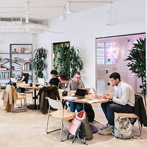 Four Reasons Why Co-Working Spaces Are On The Rise