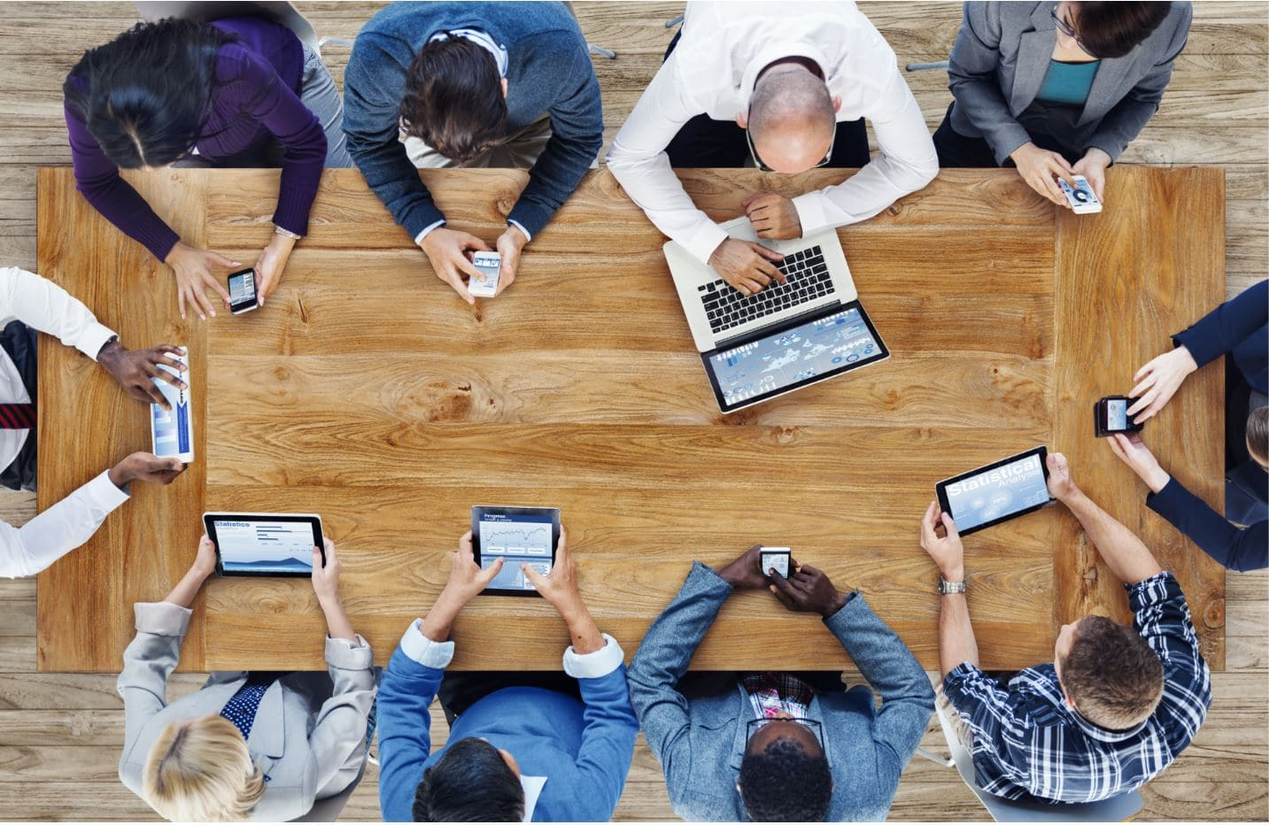Five reasons connectivity makes for a positive office experience