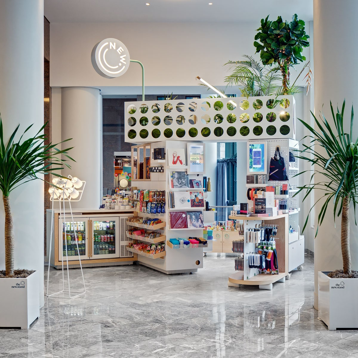 Convene partners with New Stand, will bring retail into its flex spaces