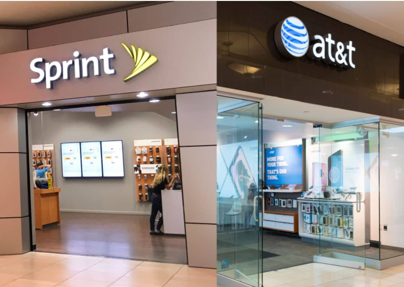 Breaking: Sprint Sues AT&T for 5G Marketing Practices