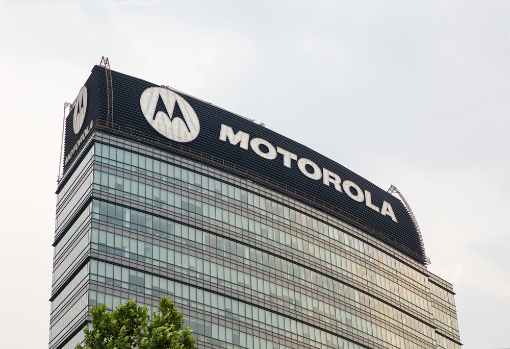 CRE ALERT! Motorola launches business-critical voice and broadband solution MOTOTRBO Nitro