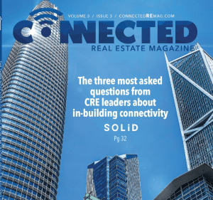 connected real estate magazine