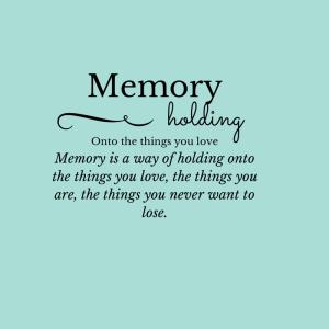 memory 2014