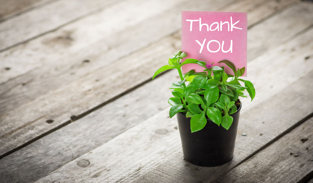 60-Second Leadership Tip #3: Whom Have You Thanked At The Office Lately?
