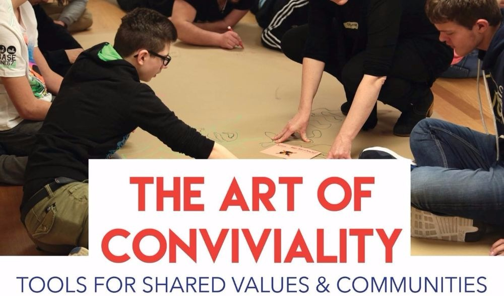 The Art of Conviviality: Tools for Shared Values and Communities – Singapore – November 21-23 (Event)
