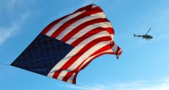 Small Picture Of An American Flag