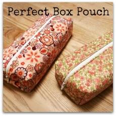 Perfect Box Pouch