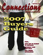 December 2006 issue of Connections Magazine