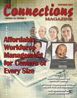 September 2008 issue of Connections Magazine
