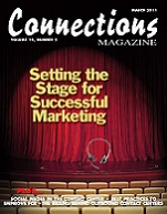 March 2011 issue of Connections Magazine